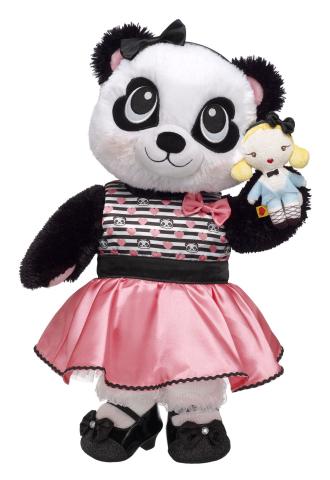 harajuki hugs panda