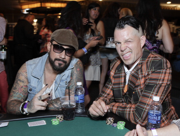 Los Angeles Police Memorial Foundation's Celebrity Poker Tournament