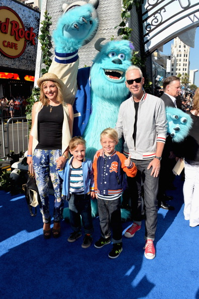 """The World Premiere & Tailgate Party for Disney-Pixar's """"Monsters University"""" at the El Capitan Theatre"""