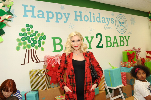 Third Annual Baby2Baby Holiday Party Presented By The Honest Company