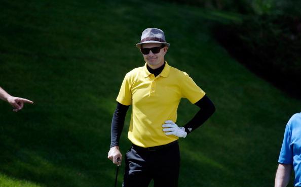 ARIA Resort & Casino's 13th Annual Michael Jordan Celebrity Invitational At Shadow Creek - Day 1