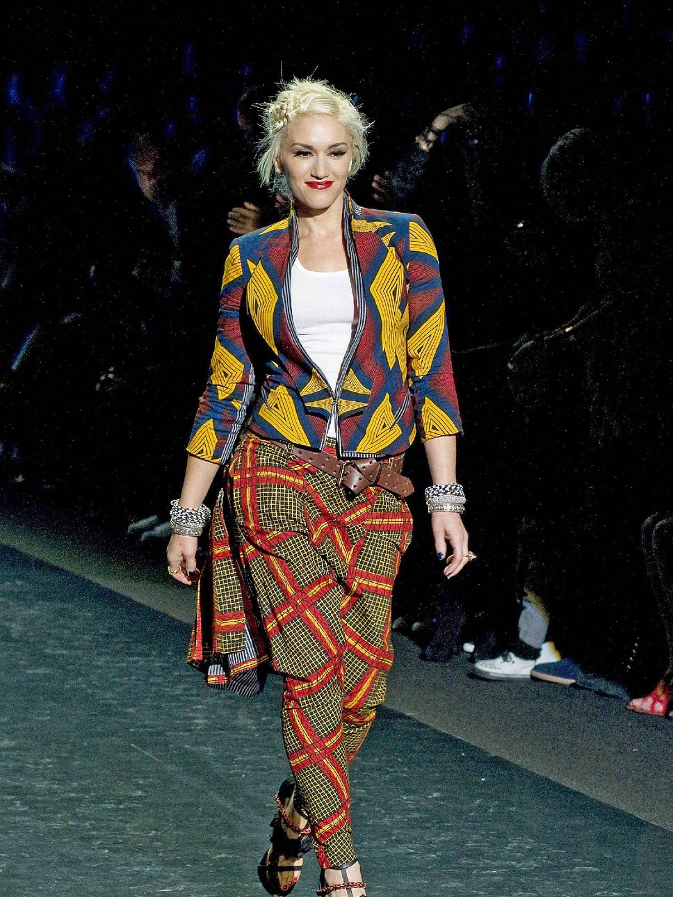 Gwen Attending NY Fashion Week in Sept. – Everything In Time