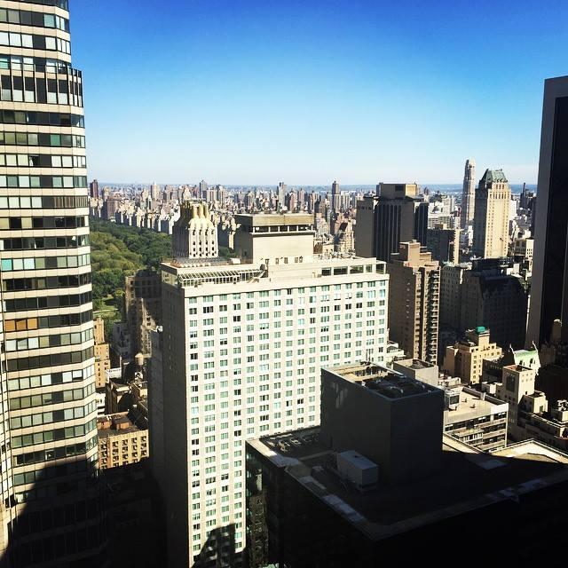NYC - I am inside you! #globalcitizenfestival