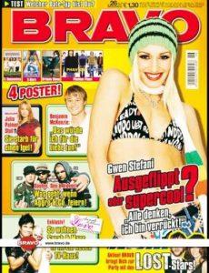 Gwen Stefani - Bravo Magazine [Germany] (22 June 2005)