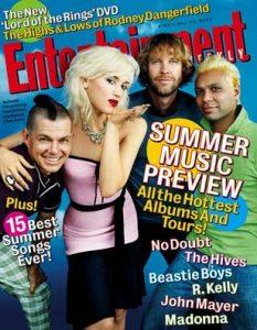 Gwen Stefani - Entertainment Weekly Magazine [United States] (28 May 2004)