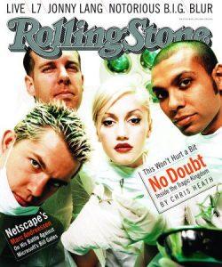 Gwen Stefani - Rolling Stone Magazine [United States] (1 May 1997)