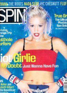 Gwen Stefani - Spin Magazine [United States] (1 June 1996)