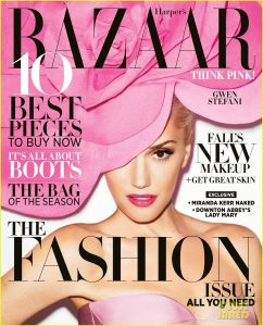 Harper's Bazaar' September 2012